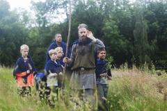 Ophavsret beskyttet billede; Simon Christensen; Foto/medie afdelingen Moesgaard. Moesgaard Museum, Momu goes viking, Orms rejse, børn, forældreskolen Aarhus, Wunderland, 16. juni 2017